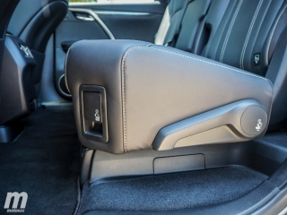 Fotos prueba Lexus RX 450h L Foto 49