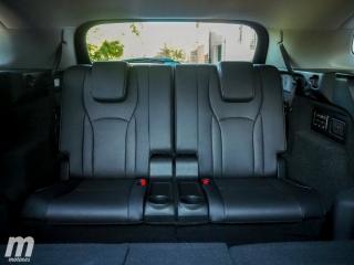 Fotos prueba Lexus RX 450h L Foto 50