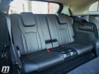 Fotos prueba Lexus RX 450h L Foto 51