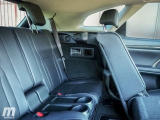 Fotos prueba Lexus RX 450h L Foto 52