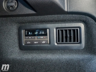 Fotos prueba Lexus RX 450h L Foto 53