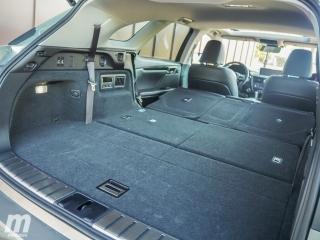 Fotos prueba Lexus RX 450h L Foto 59
