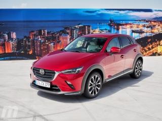 Foto 2 - Fotos prueba Mazda CX-3 2018