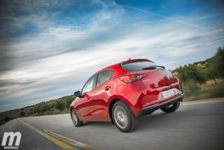 Foto 2 - Fotos prueba Mazda2 2020