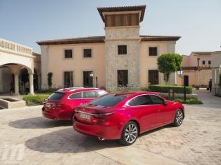 Fotos prueba Mazda6 2018 Foto 4