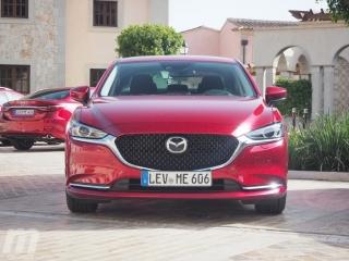 Fotos prueba Mazda6 2018 Foto 7