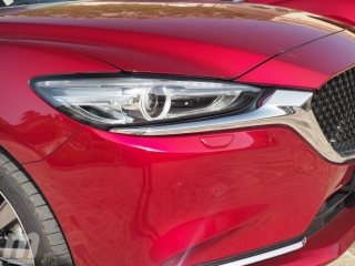 Fotos prueba Mazda6 2018 Foto 10