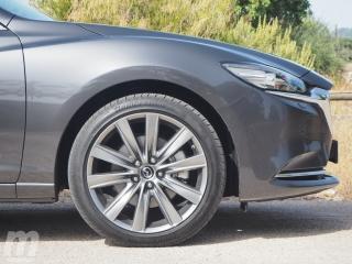 Fotos prueba Mazda6 2018 Foto 12