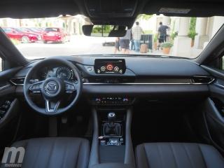 Fotos prueba Mazda6 2018 Foto 16