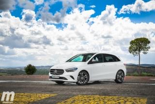 Fotos prueba Mercedes Clase B 2019 - Foto 1