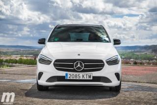Fotos prueba Mercedes Clase B 2019 - Foto 5