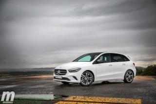 Fotos prueba Mercedes Clase B 2019 - Miniatura 8