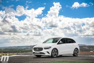 Fotos prueba Mercedes Clase B 2019 - Miniatura 10