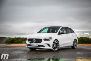 Fotos prueba Mercedes Clase B 2019 - Miniatura 11