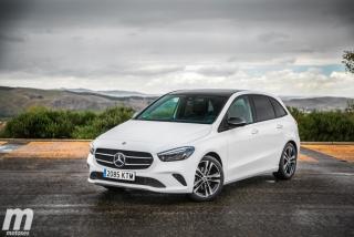 Fotos prueba Mercedes Clase B 2019 - Miniatura 13
