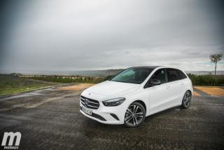 Fotos prueba Mercedes Clase B 2019 - Miniatura 16