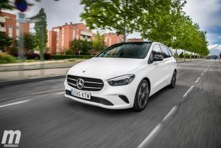 Fotos prueba Mercedes Clase B 2019 - Miniatura 28