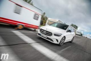 Fotos prueba Mercedes Clase B 2019 - Miniatura 37