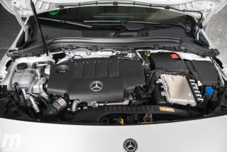 Fotos prueba Mercedes Clase B 2019 - Miniatura 38