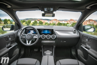 Fotos prueba Mercedes Clase B 2019 - Miniatura 40