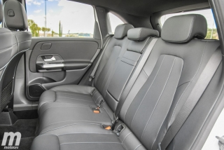 Fotos prueba Mercedes Clase B 2019 - Miniatura 74