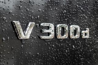 Fotos prueba Mercedes Clase V 2019 Foto 15