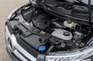 Fotos prueba Mercedes Clase V 2019 Foto 17