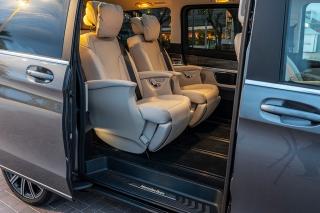 Fotos prueba Mercedes Clase V 2019 Foto 18