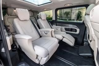 Fotos prueba Mercedes Clase V 2019 Foto 24