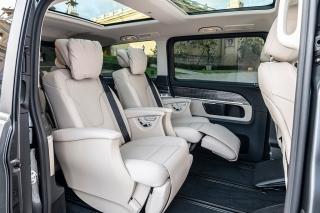 Fotos prueba Mercedes Clase V 2019 Foto 25