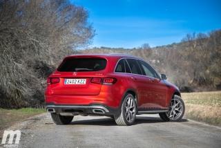 Fotos prueba Mercedes GLC 2020 - Foto 2