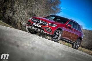Fotos prueba Mercedes GLC 2020 Foto 5