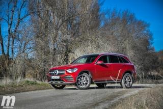 Fotos prueba Mercedes GLC 2020 Foto 6