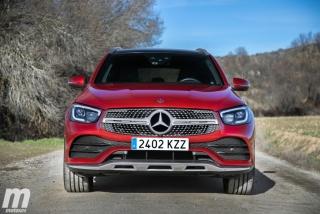 Fotos prueba Mercedes GLC 2020 Foto 9