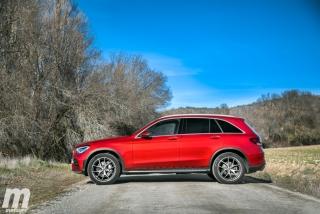 Fotos prueba Mercedes GLC 2020 Foto 10
