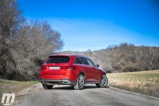 Fotos prueba Mercedes GLC 2020 Foto 15