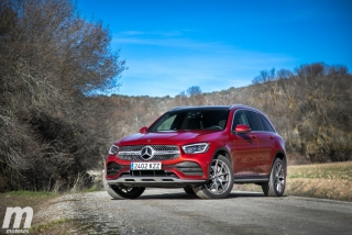 Fotos prueba Mercedes GLC 2020 Foto 17