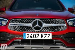 Fotos prueba Mercedes GLC 2020 Foto 23