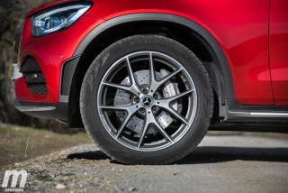 Fotos prueba Mercedes GLC 2020 Foto 26