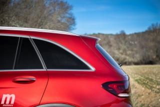 Fotos prueba Mercedes GLC 2020 Foto 27