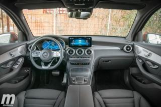 Fotos prueba Mercedes GLC 2020 Foto 34