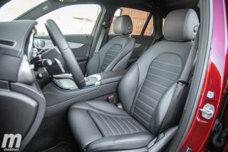 Fotos prueba Mercedes GLC 2020 Foto 36