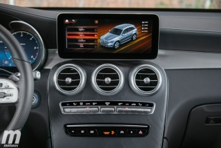 Fotos prueba Mercedes GLC 2020 Foto 56