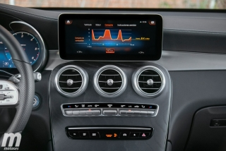 Fotos prueba Mercedes GLC 2020 Foto 60