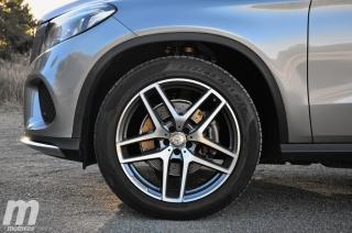 Fotos prueba Mercedes GLE 350d Coupé Foto 32