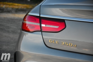 Fotos prueba Mercedes GLE 350d Coupé Foto 34