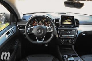 Fotos prueba Mercedes GLE 350d Coupé Foto 40