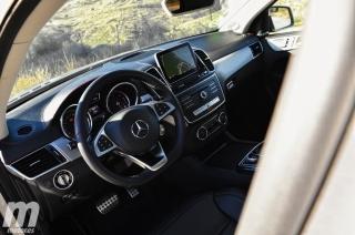 Fotos prueba Mercedes GLE 350d Coupé Foto 41