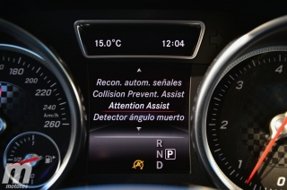 Fotos prueba Mercedes GLE 350d Coupé Foto 46