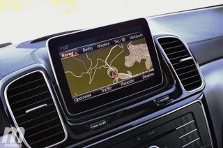 Fotos prueba Mercedes GLE 350d Coupé Foto 48